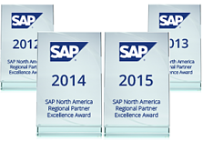 SAP Business One North America Regional Awards