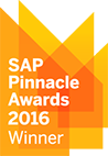 SAP Business One Pinnacle Award 2016