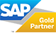 SAP Business One Gold Partner Logo